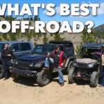 Whats The Best Offroader? Pickup Truck vs Jeep vs Side-by-Side vs Cliffhanger 2.0