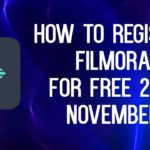 Wondershare Filmora 7.8.9 Registration For FREE 2018 November