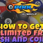8 Ball Pool Hack – Unlimited Coins – Free cash