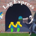 All aboard the LAG express….Were serving free snipes