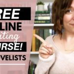 FREE Online Novel Writing Course AuthorTube