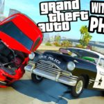 What if GTA Had BeamNG Physics PART 2 UPDATE – BeamNG Drive Traffic Mod UPDATE