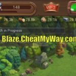 Blaze Of Battle Cheats – Get Unlimited Gems using Blaze Of Battle Hack