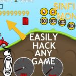 How to Hack any PC Game(Offline)Hill Climb Racing Hack