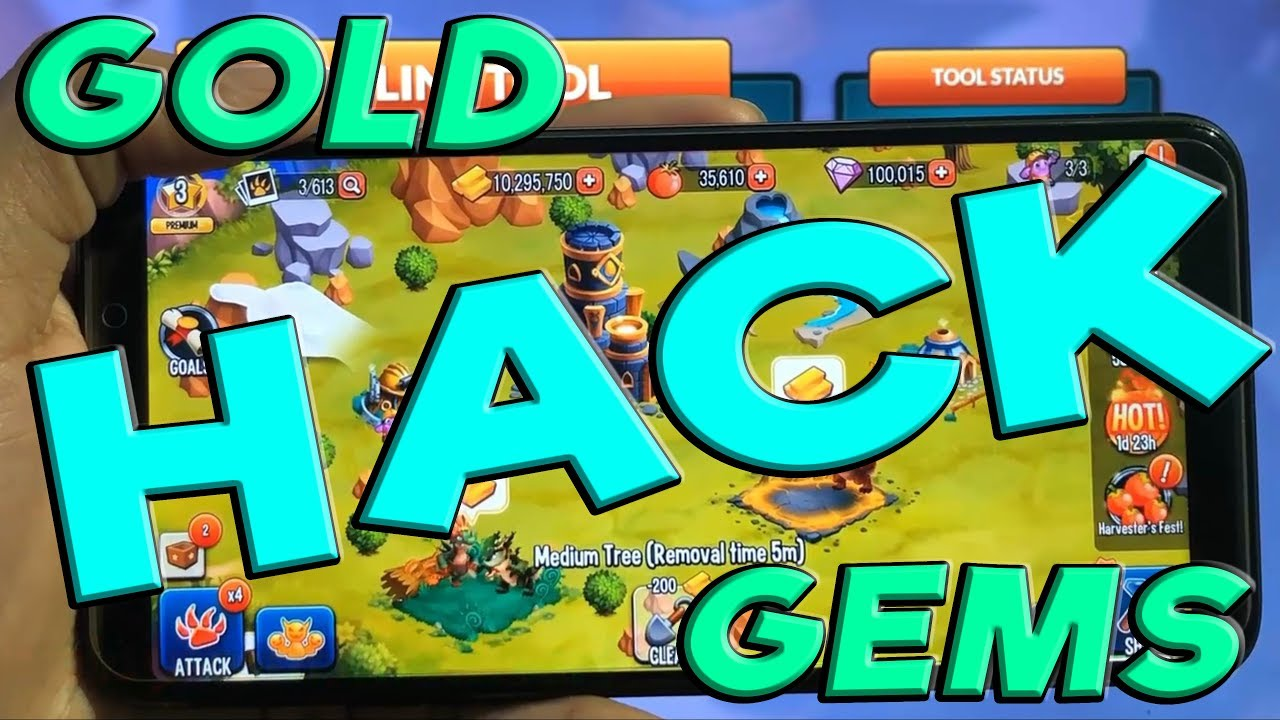 Monster Legends Hack How To Get Free Gems And Gold Monster Legends Cheats