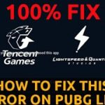 PUBG Lite download failed because you may not purchased this app fixed