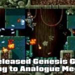 Unreleased Genesis Game Hardcore Coming to Analogue Mega Sg