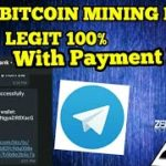 Bitcoin Mining Bank Bot Payment Proof (Tagalog)