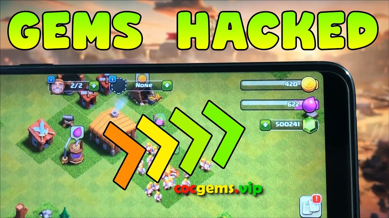 Clash Of Clans Hack Coc How To Get Free Gems Clash Of Clans Cheats Iosandroid
