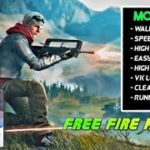 Free Fire Mod Apk Download 2019 (No Root,Auto Headshot,Unlimited Resources Many More)