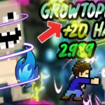 GROWTOPIA 1HIT HACK 2.989 + 20 HACKS NO BAN