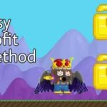 Growtopia How to get rich in 2019 Easy profit Easy wls(EasiestProfit?Earn WL so easy?Omg NOFARM)