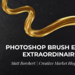 Photoshop Brush Magic: Revolutionary Color Blending Impressionist and Wet Paint Photoshop Brushes