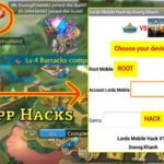 Use App Lords mobile Hacks get free 902M gems new v1.95
