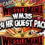 WWE Supercard Wrestlemania 35 QUEST PACK OPENING – WWE Supercard S5 40