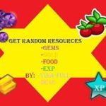 DC4U – GET RANDOM RESOURCES (Gems,Gold,Food,Exp) for Dragon City