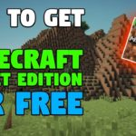 HOW TO GET MINECRAFT POCKET EDITION FOR FREE ON iOS ANDROID – MINECRAFT PE DOWNLOAD