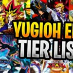 My Yu-Gi-Oh Tier List Of the Eras Formats 5DS Zexal Arv-V VRains Yugioh History