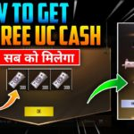 PUBG Mobile New Trick To get Free UC Cash, Buy legendary items for free