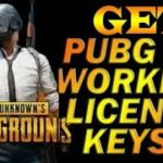 PUBG WORKING LICENCE KEY FOR FREE 2019 WITHOUT SURVEY PROOF