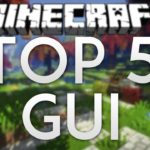 Top 5 Gui Plugins Minecraft
