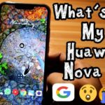 Whats on my Huawei Nova 3i? – Google Missing?