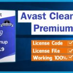 Avast Cleanup Premium 2019 License Key Till 2048 ✔️