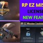 Buying EZ Misson Licence(PUBG MOBILE)