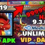 Dragon City Hack V9.3.1 Mod Apk Latest Update Hack 2019Dragon City V9.3.1 Mod Apk No Need Root