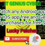 How to patch any Android or IOS App , obtain all coins, money, characters and all paid things for f