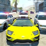 Police Сhases in Traffic 1 – Beamng drive