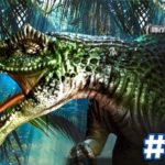 Super Hybrid No.5 Approaches Jurassic World – The Game – Ep411 HD