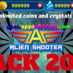 Galaxy Attack Alien Shooter Hack 2019😍- Free Coins 🤞and Crystals👌✔100Working Android and iOS