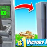HACK the COMPUTER or DIE for LOOT in Fortnite Battle Royale