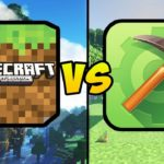 MINECRAFT POCKET EDITION VS MCPE MASTER (Master For Minecraft PE, Mobile Games, iOS, Android)