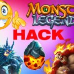 Monster Legends HackCheats – Getting FREE Gems Gold (NO SURVEY)