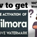 Remove watermark of filmora for free-2019Life time activation keysBest video editor app for you