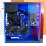 The BLUE Project – Budget Gaming PC that can run All Games + Mod + 5 Games Test