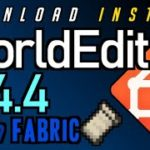 WORLD EDIT MOD 1.14.4 minecraft – how to download install WorldEdit 1.14.4 (with Fabric)