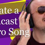 Custom Podcast Intro Music Pro Tools First for Podcasts