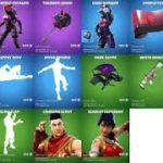Fortnite Item Shop NEW A LOT OF STUFF August 21, 2019