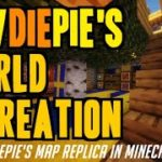 How to get PewDiePie World Minecraft (replica) – download PewDiePies World Recreation (1.14.4)