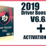 IObit Driver Booster PRO 6.6.0 license key + crack 2019