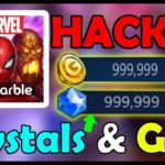Marvel Future Fight Hack ✔️Get Free Crystals Gold (iOSAndroid) 2019