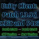 Unity Client Patch 1.3.96 32Bit and 64Bit plus No Downloading Resources Tutorial in Mobile Legends