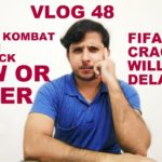 VLOG 48 MORTAL KOMBAT 11 CRACK NOW OR NEVER