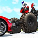 Beamng drive – Traffic Accidents 1