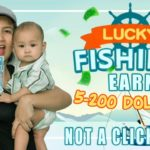 Earn up to 200 in Playing Lucky Fishing App (NewApp)