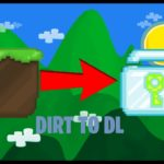 Growtopia – Dirt to DL 1 First wls.