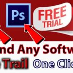 How to Extend Free Trial any Software, just one Click 32x 64x by TECH JUST 4 YOU